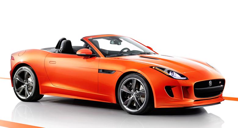jaguar f type gewinnen