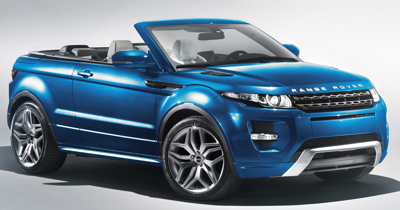 range rover evoque cabrio land rover kombiniert suv und auto design tech. Black Bedroom Furniture Sets. Home Design Ideas