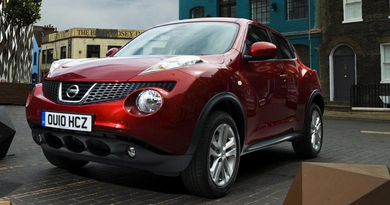 Nissan juke informationen und die sch nsten bilder for Nissan juke licht